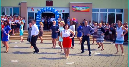 Этот танец учителей покорил сеть. Молодцы