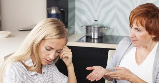 Как только я заболел, супруга переехала к маме, а спустя час на пороге стояла тёща