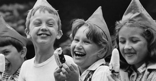 Дети 70 х были самыми счастливыми, а не рабами