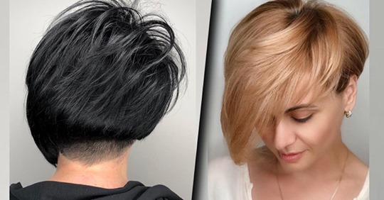 5 асимметричных стрижек, которые украсят образ женщин