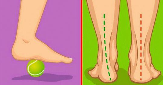 Избавляемся от боли в колене, спине и шее дома. 5 простых упражнений