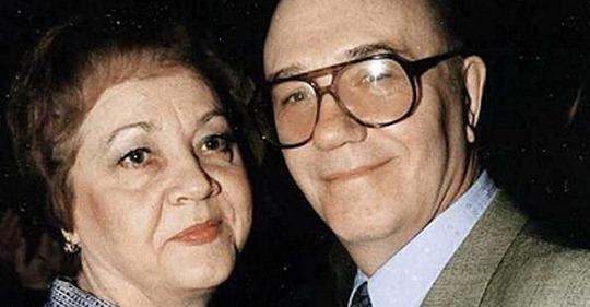 Первая и единственная любовь: Леонид и Нина Куравлёвы
