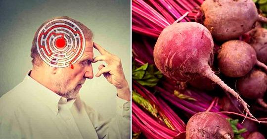 Как обычная свекла может предотвратить слабоумие и болезнь Альцгеймера
