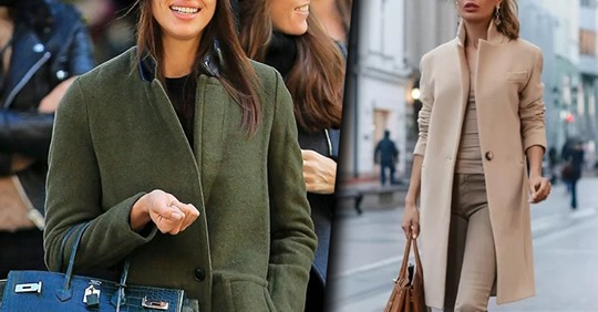 Модное пальто в образах топ-моделей: идеи, которые пригодятся всем