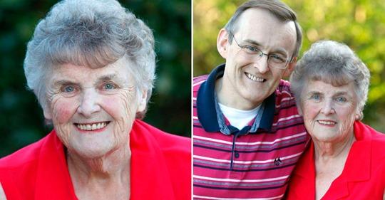 Женщина с деменцией в 83 года возвращает утраченную память и помог ей сын!