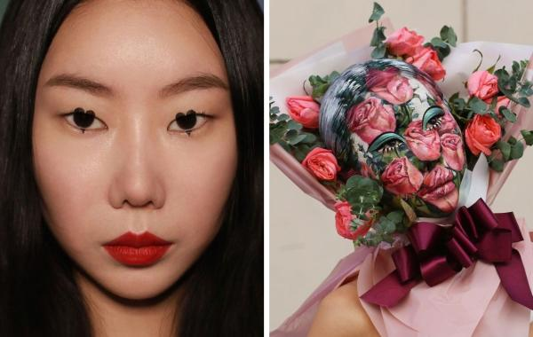 19 работ от кореянки, чей гипнотический боди арт доказывает, что можно делать круто и без фотошопа