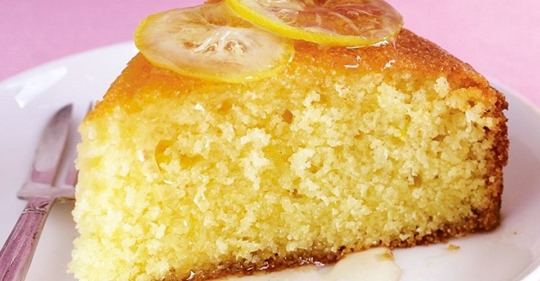Пирог манник — простой рецепт