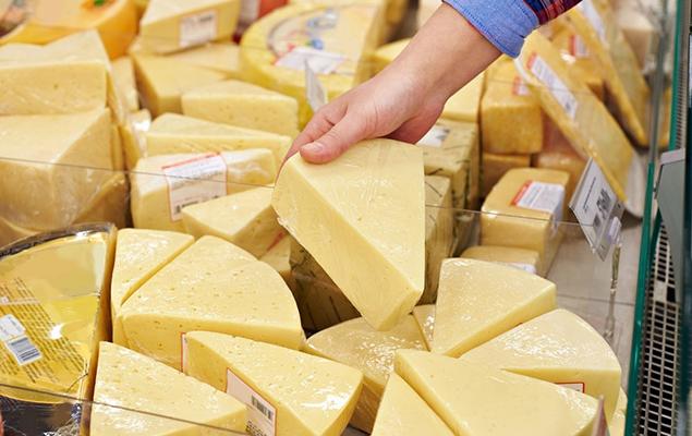 Учимся различать сыр и сырный продукт
