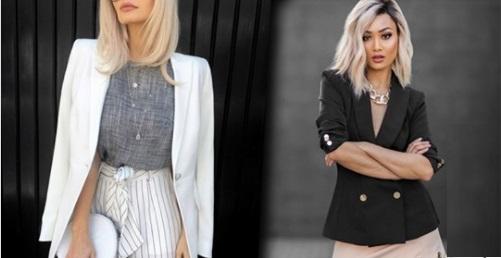 Модные жакеты и пиджаки в новом сезоне: 13 фотоидей
