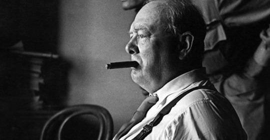 «Достойный ответ»: история об Уинстоне Черчилле, сохранявшем остроумие в любых ситуациях