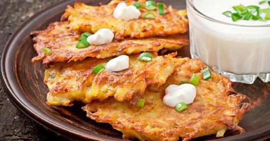 Картофельные блинчики: секрет приготовления вкуснейшего блюда