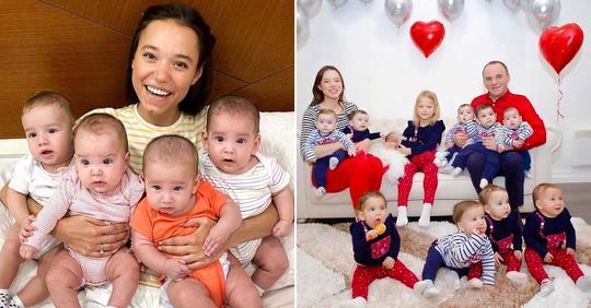 Как россиянка в 23 года смогла стать матерью 21 ребенка