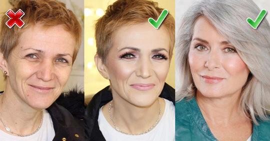 7 советов по макияжу для пожилых женщин с вдохновляющими идеями