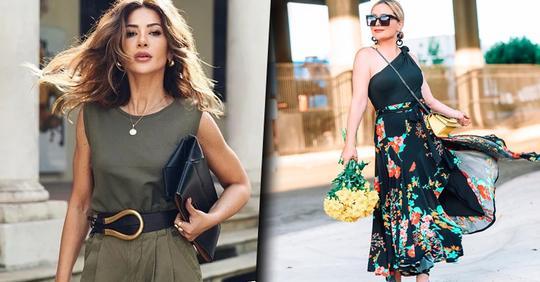 Беспроигрышные летние вещи для элегантных образов женщин 40+