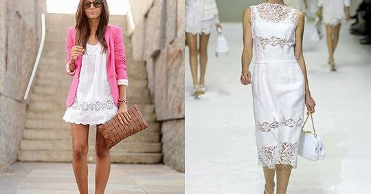 Льняные женственные платья – гармония комфорта и стиля