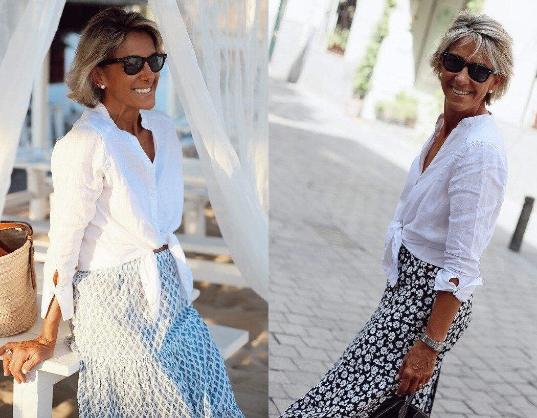 Жара и белый цвет: делаем летний образ свежее