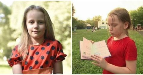 Девятилетняя россиянка успешно сдала вступительные экзамены в МГУ (4 фото)