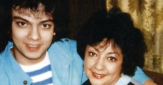 Как в молодости выглядела мама певца Филиппа Киркорова?