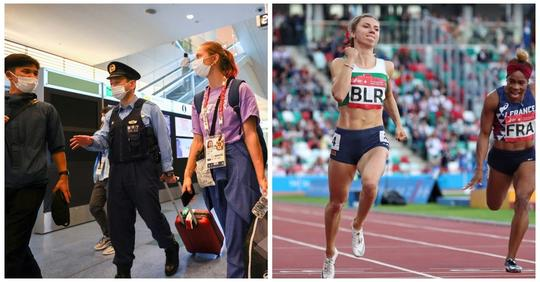 «Могут посадить в тюрьму»: белорусская легкоатлетка просит убежище в ЕС