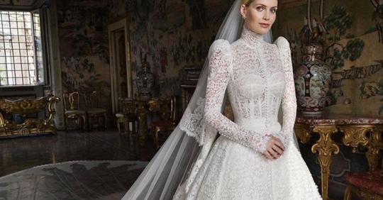 30 летняя племянница принцессы Дианы вышла замуж за 62 летнего миллиардера