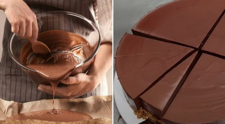 Рецепт элегантного французского торта