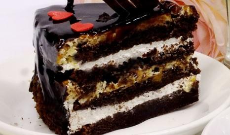 """Изумительно вкусный торт """"Черный король"""" – все гости будут в восторге"""