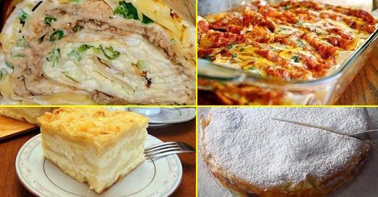 Топ-5 рецептов из лаваша: закуски и полноценные блюда на любой вкус