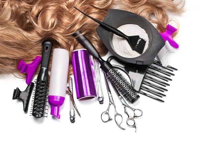 Оптовая продажа товаров для парикмахеров и салонов красоты.