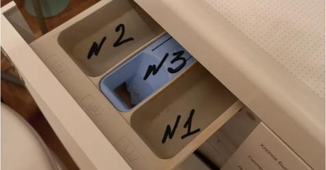 Оказывается, не все знают, для чего нужно 3 отсека в стиральной машине. Рассказываю