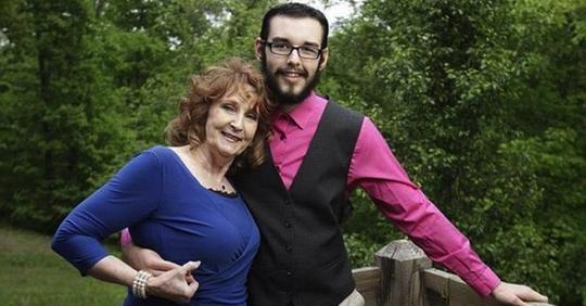 Мой 17 летний сын влюбился в соседку, которая в бабушки годится