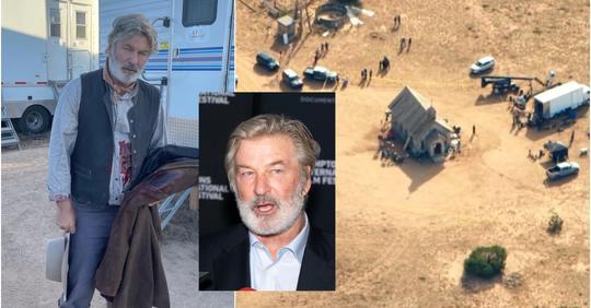 Алек Болдуин случайно убил оператора на сьемках фильма