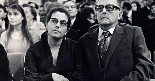 Позднее счастье композитора: Дмитрий и Ирина Шостаковичи