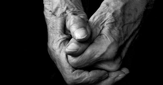 Знаете, что самое страшное в старении? Люди становятся невидимыми