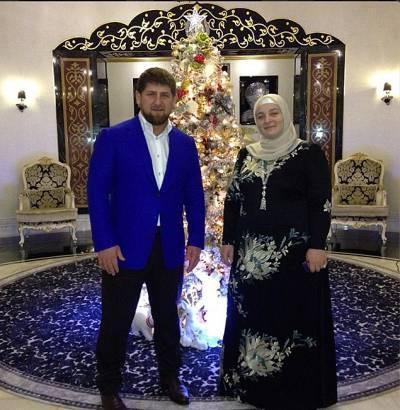 Сколько жен у Рамзана Кадырова? Медни  Кадырова и дети