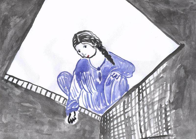 Сочинение на тему кавказский пленник персонаж дина по рассказу