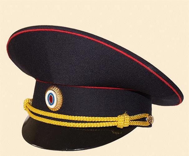 Фуражка полицейского своими руками фото 284